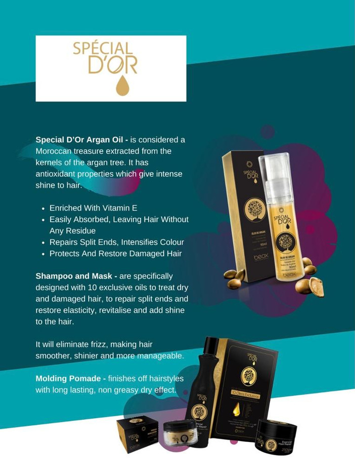 Special D'Or Argan Oil