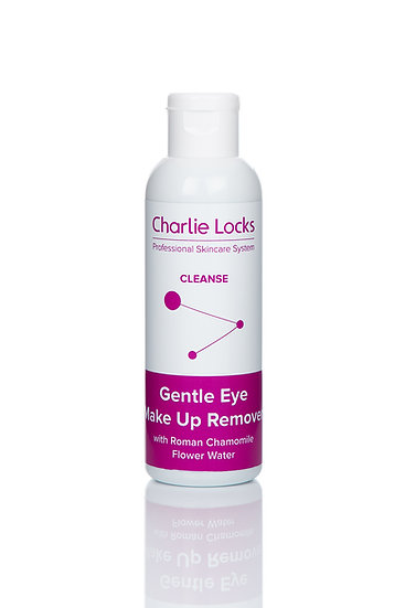 Eye make up remover with Roman Chamomile Water