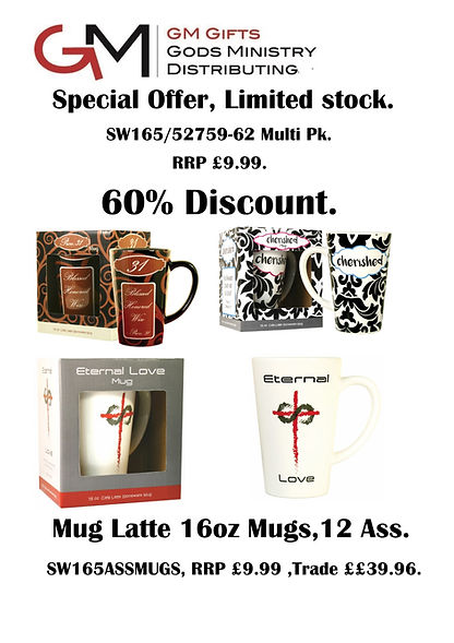 52759 60,62 Assorted Mugs 12 assorted.jp