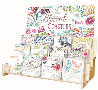Legacy Sales Sheet 3 Blessed Coaster Col