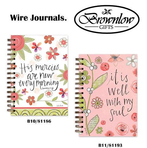 Brownlow 6 wire Journals Sales Sheet (2)