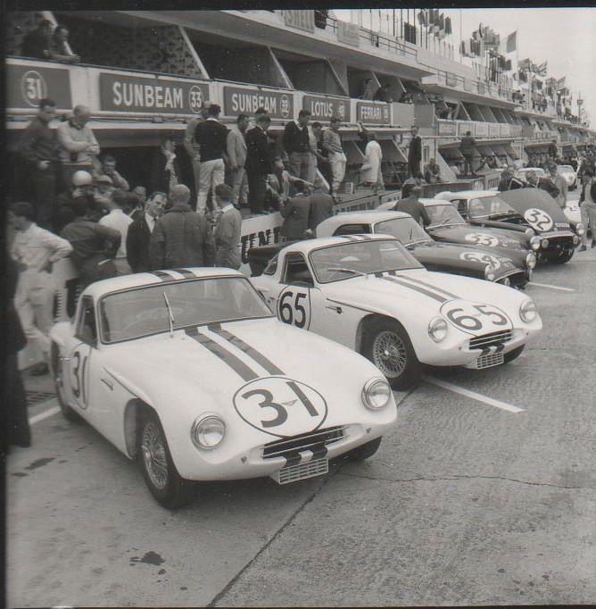 TVR Le mans racers
