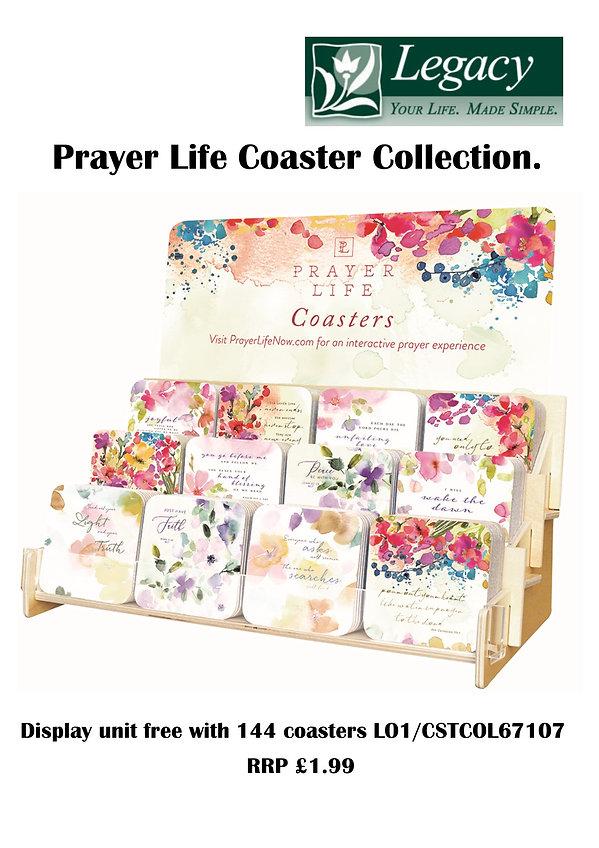 Legacy Sales Sheet 1 Prayer Life Collect