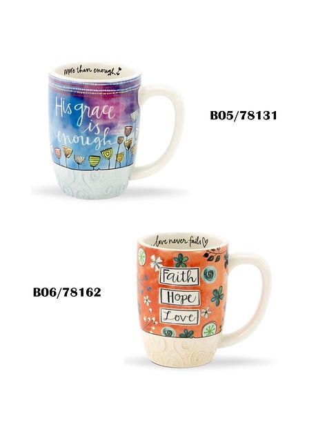 Brownlow 3 Gift Mugs sales Sheet updated