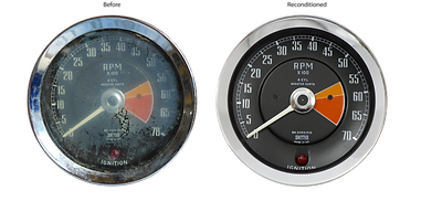 Speedy cables Reconditioned-Tachometer-1