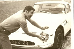 TVR Police car first owner