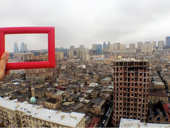 (Red)Framing Baku: Photographing Urban Change in Azerbaijan's Capital