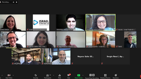 ScaleUp inBrazil finishes its last immersive stage