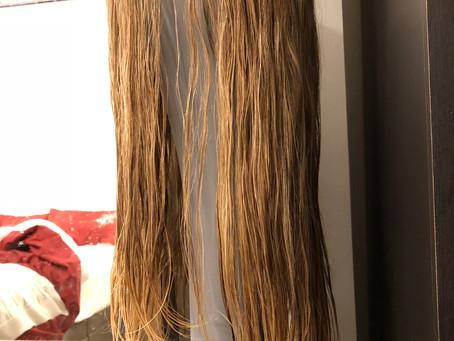 Wig Wash Day...