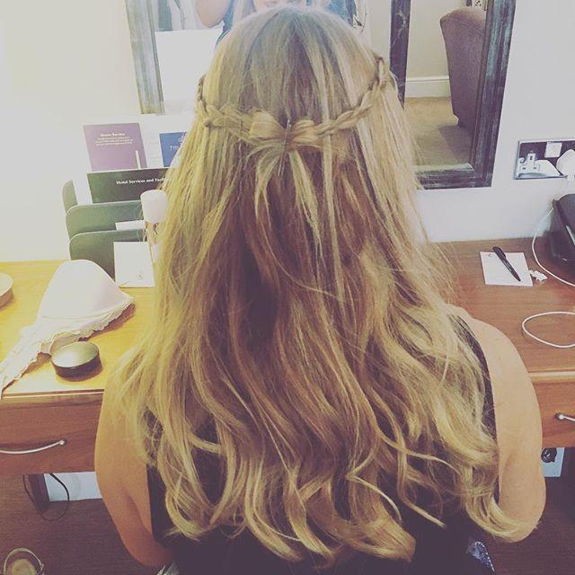 Fake hair piece from flip in hair - dona