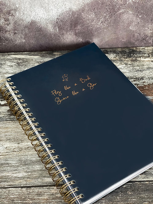 A4 Weekly Planner with FREE Sticker Pack