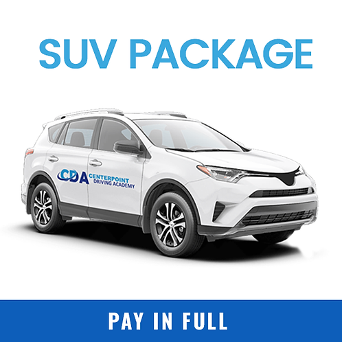 SUV PACKAGE