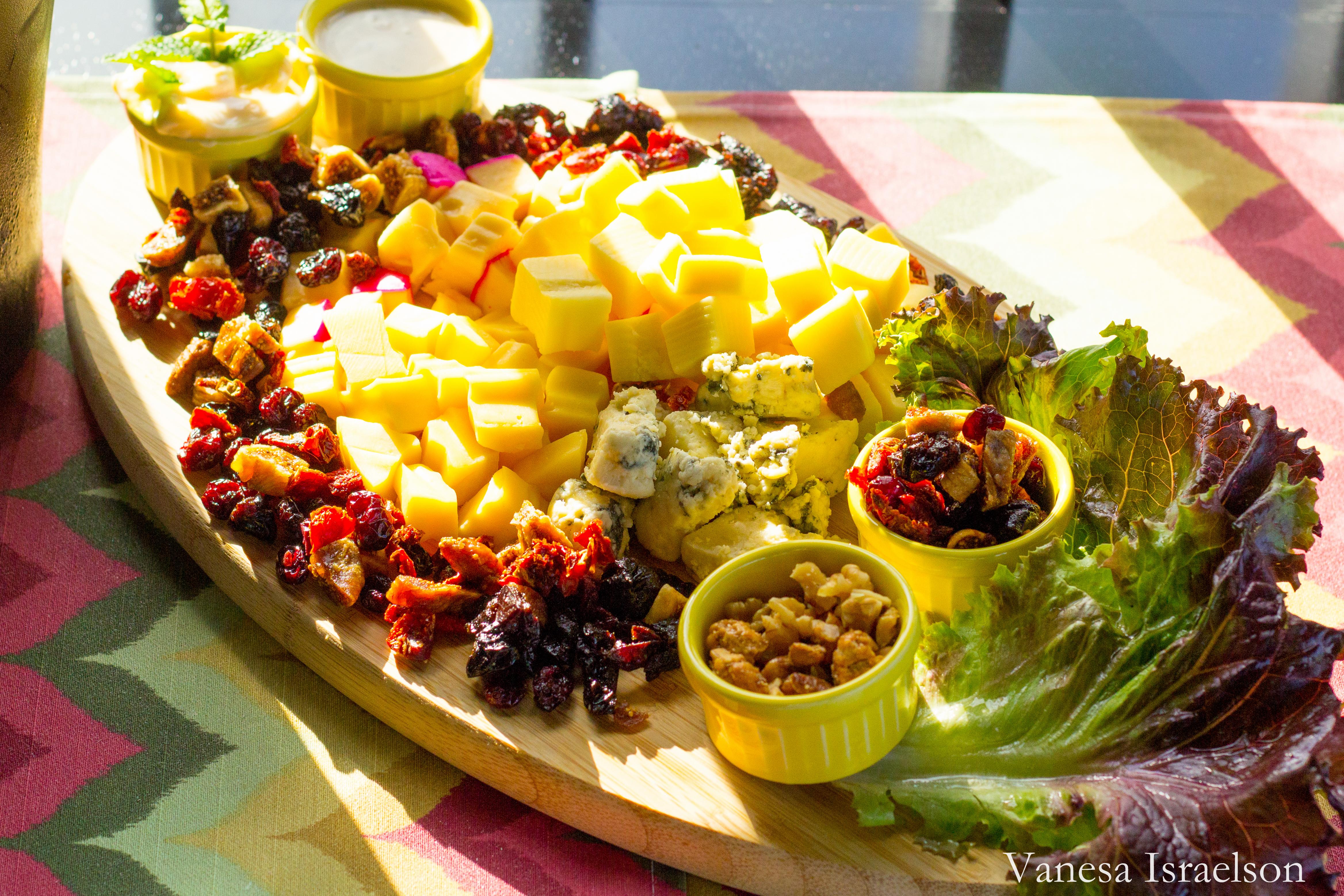 porcão de queijos finos