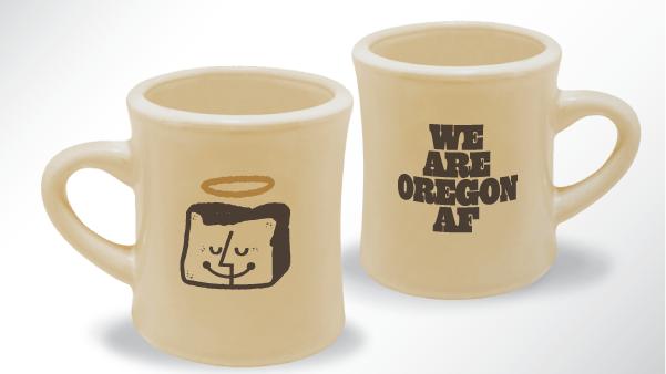 OregonAF Diner Mug