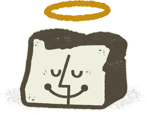 Loafy: OregonAF Mascot