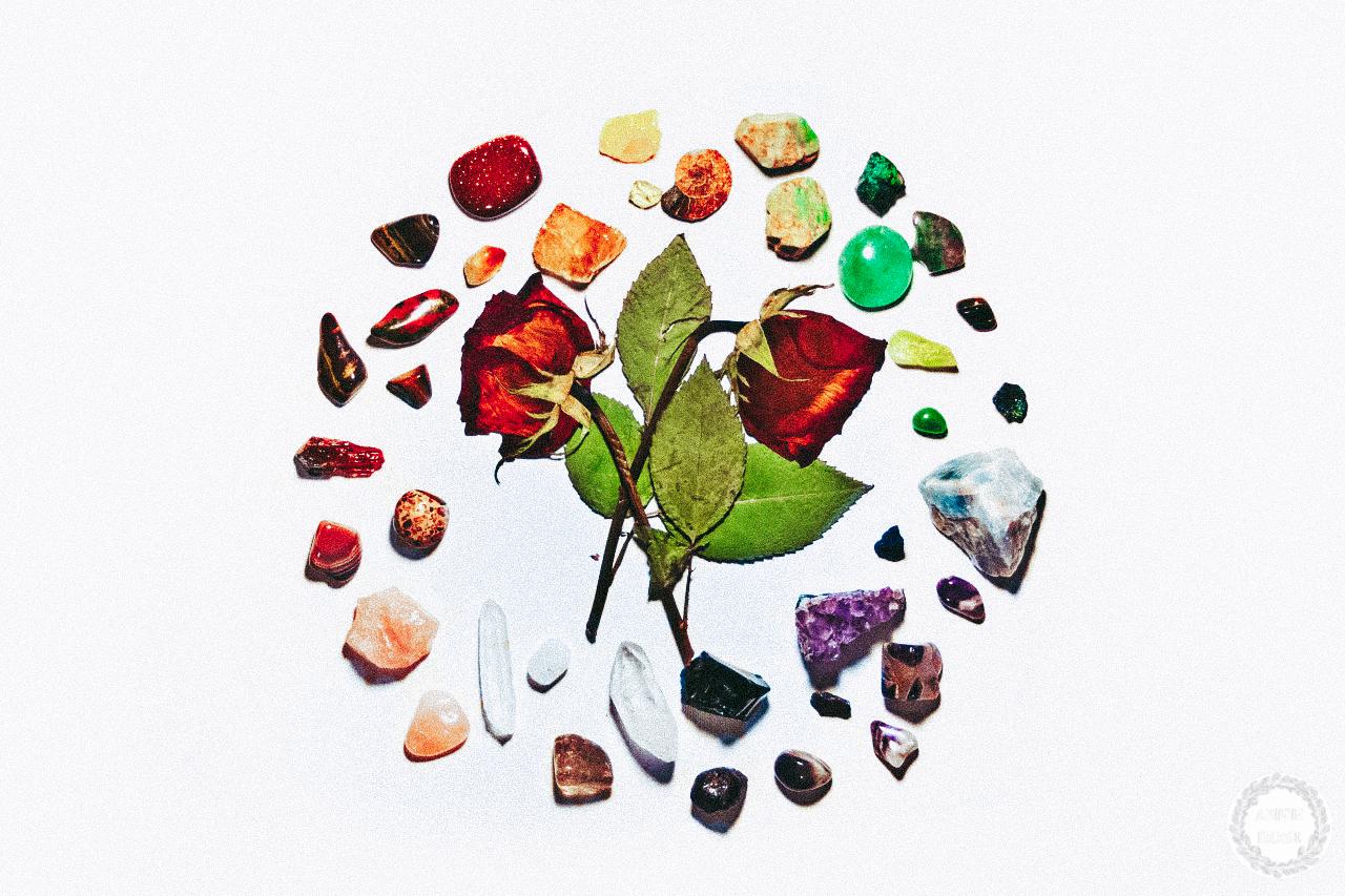 FLOWERS + STONE