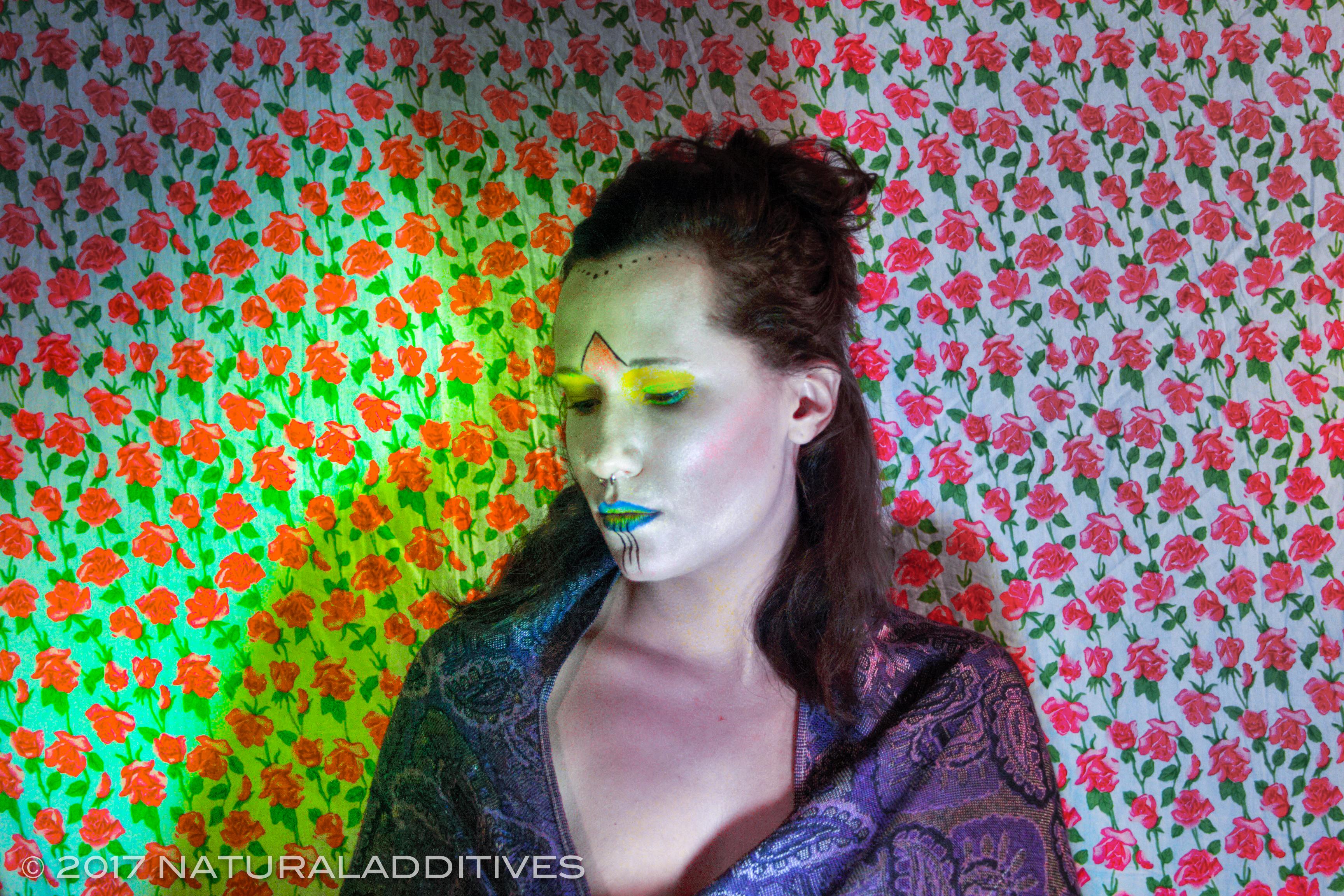 Face paint 002