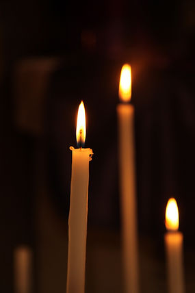bougies mystique