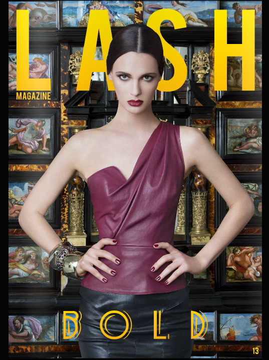 Mad generation Lash magazine