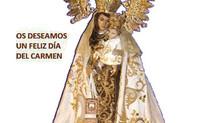 ¡Viva la Virgen del Carmen!
