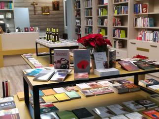 Inauguración de la nueva librería Ars Carmelitana.
