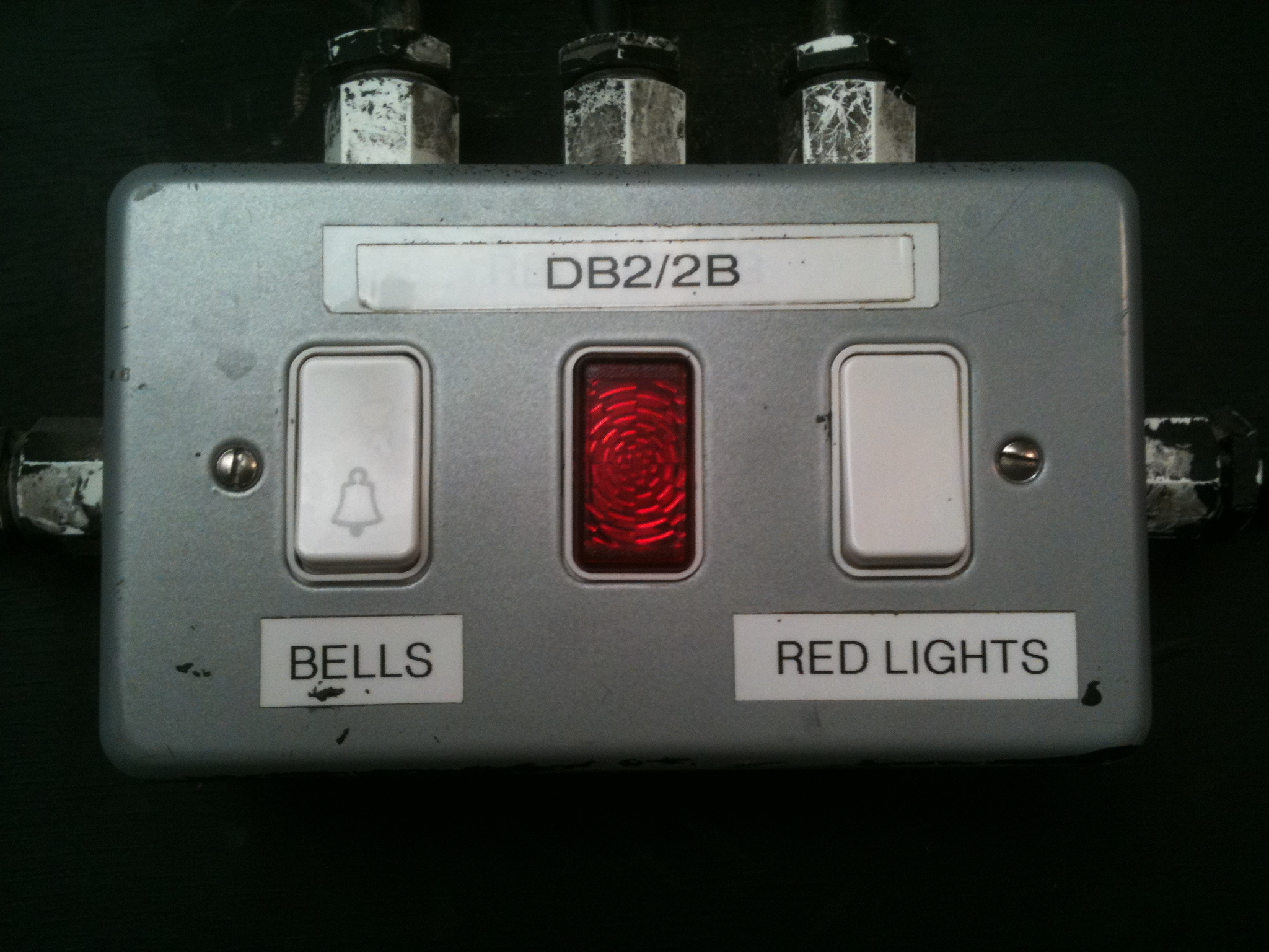Red Light & Bell - Floor Runners