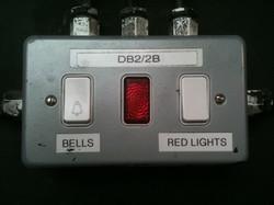 Red Light & Bell - Floor Runners