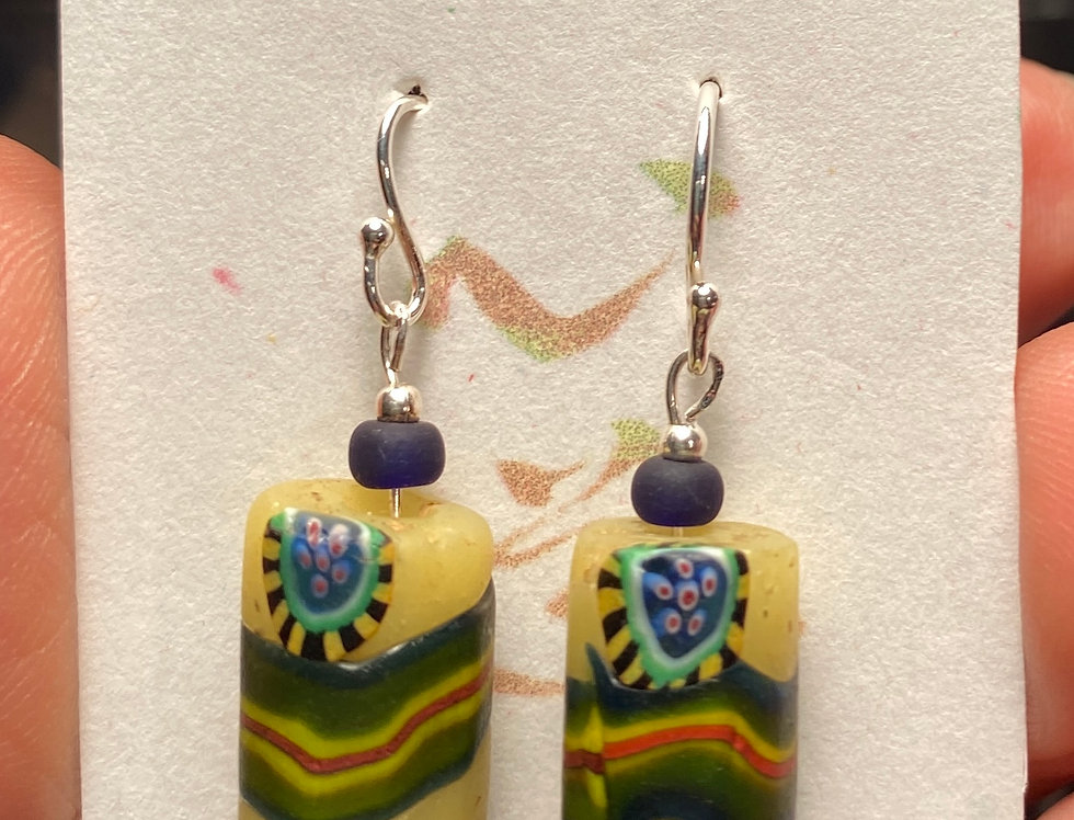Rare Milliflore Trade Beads