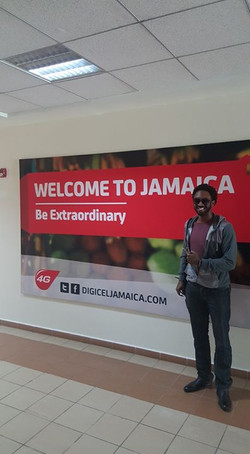 To quote a famous saying here, _out of many, one people, one love_.__Big up from Jam Rock. Looking f