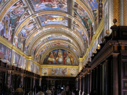 Photos from the Sistine Chapel