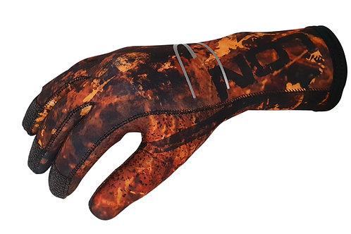 Gants brown Fusion V.2