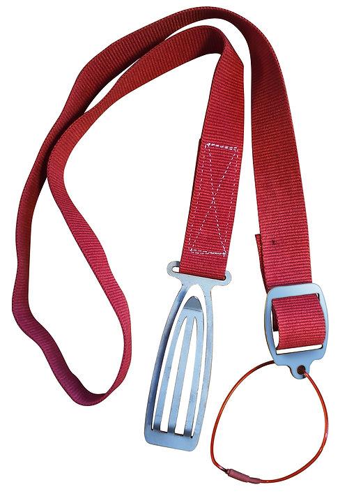 Corretja d'entrecuix per al cinturó de pes