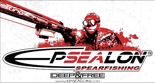 Banderole Epsealon Spearfishing