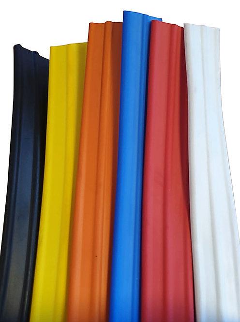 Longerons en «t» hydrodynamique de couleurs