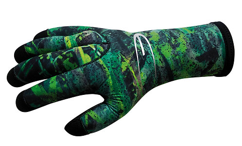 Gants green Fusion