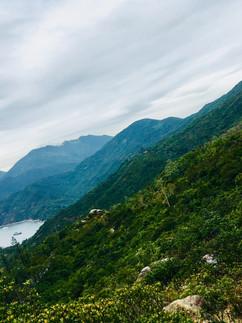 Hong Kong was beautiful