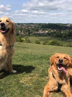 Cleo with her Boyfriend Rory