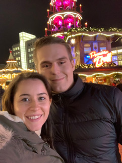 Me and Jazz in Berlin Xmas Markets
