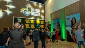 Museu da História do Futebol chega em SC com acervo avaliado em R$ 3,8 milhões