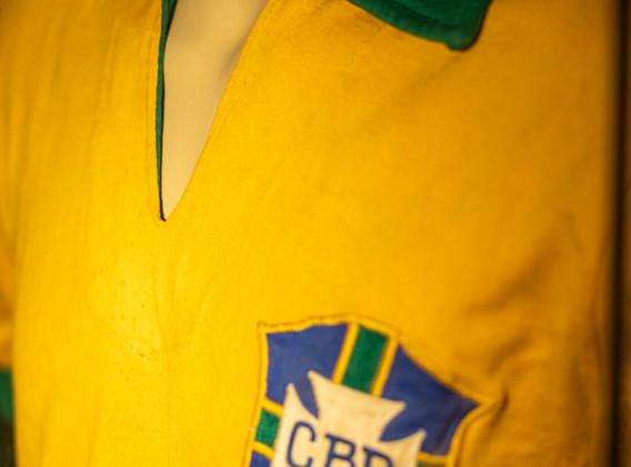 Camisa da Copa do Mundo de 1954