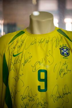 Camisa Ronaldo - Copa do Mundo 2002