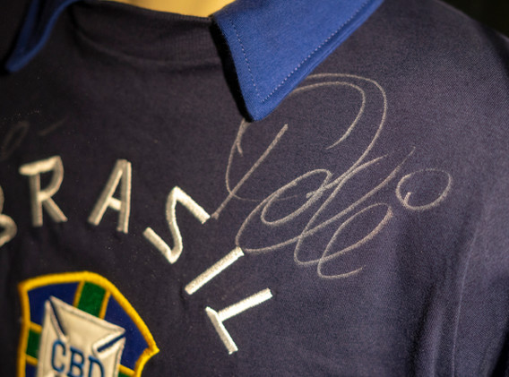 Camisa do Brasil de 1958