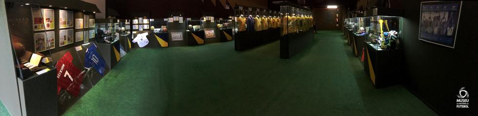 Exposição Relíquias de Todas as Copas