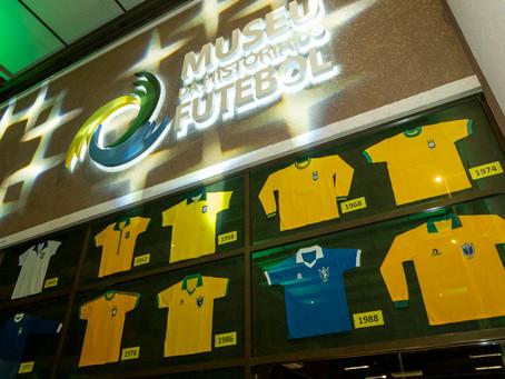 Com o maior em acervo exposto das Américas, Museu da História do Futebol abre em Santa Catarina