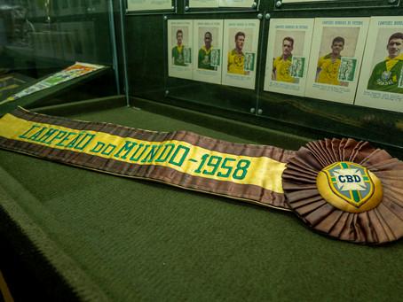 Santa Catarina ganha Museu do Futebol com mais de dois mil itens de Copas do Mundo