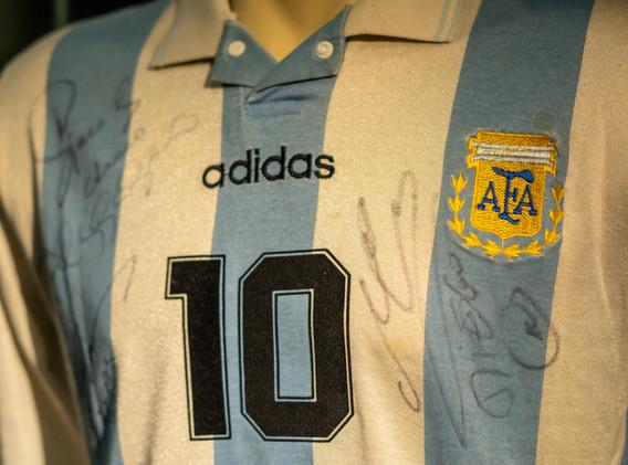 CAMISA DA ARGENTINA 1993