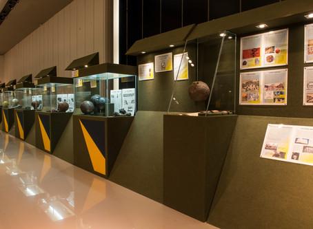 Museu da História do Futebol será inaugurado em 20 de dezembro de 2018