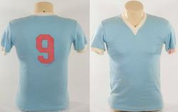 Camisa Uruguai Copa do Mundo de 1950