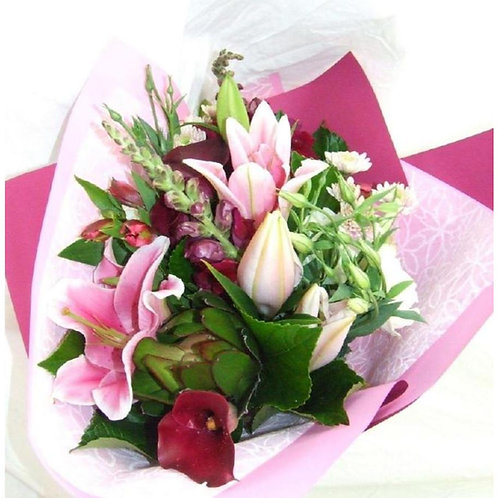 Pink & Purple Magic Bouquet, prices from...