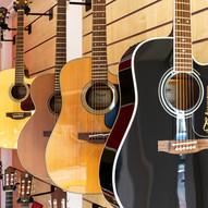 Spiez, Auswahl Gitarren